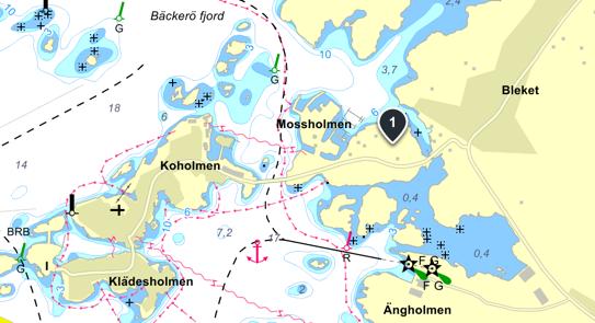 Map Bockholmen