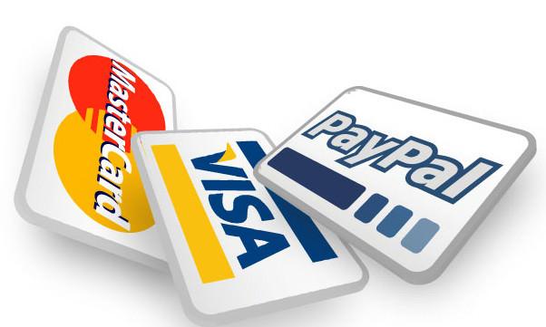 Betalning med paypal